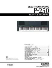 Buy JVC P250 SM C Service Manual by download Mauritron #252578