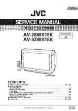 Buy JVC AV-28WX1EK- by download #101337