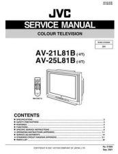Buy JVC AV-21BT8ENB by download Mauritron #269531