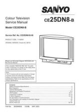 Buy Fisher CE25DN8-B-00 SM Service Manual by download Mauritron #214508