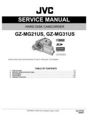 Buy JVC GZ-MG21US by download Mauritron #273328