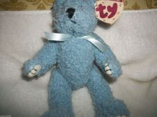 Buy CollectibleTy Beanie Babies 1993 Bluebeary The Bear Attic Jointed/Christmas