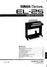 Buy JVC EL3 EL5 SM E Service Manual by download Mauritron #250763