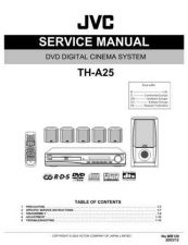 Buy JVC MB128 Service Manual by download Mauritron #255112