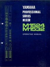 Buy Yamaha M3000E1 Operating Guide by download Mauritron #248575