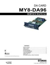 Buy Yamaha MX95 PCB2 E Manual by download Mauritron #258244