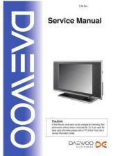Buy Daewoo. DLP-20J1-20D7-20W2_2(1). Manual by download Mauritron #212777