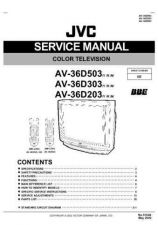 Buy JVC AV-32D203-M-R-Y Service Manual Schematic Circuit. by download Mauritron #269860
