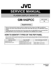 Buy JVC GM-V42PCC[2] Service Manual Schematic Circuit. by download Mauritron #270491