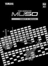 Buy Yamaha MU50E1 Operating Guide by download Mauritron #248868