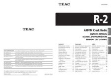 Buy Teac R-2(EFS) Service Manual by download Mauritron #223872