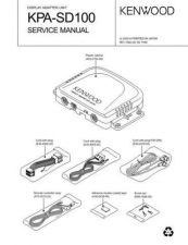 Buy KENWOOD KPA-SD100 Technical Information by download #118701