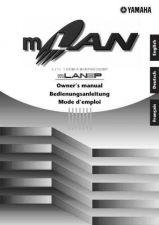 Buy Yamaha MLAN8PE Operating Guide by download Mauritron #248738