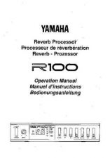 Buy Yamaha R-95 Operating Guide by download Mauritron #249589