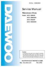 Buy Daewoo. C1B0K0S004. Manual by download Mauritron #212582