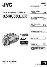 Buy JVC GZ-MC500EEK Service Manual by download Mauritron #273309