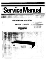 Buy TENSAI TM2550 AMP WSM A6923 B36 MTS by download #109753