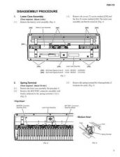 Buy Yamaha PSR280 282 CD E Manual by download Mauritron #258928