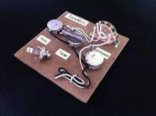 Buy Fender Stratocaster Upgrade Wiring Strat Pre-Built Harness - Vintage .1uf Cap