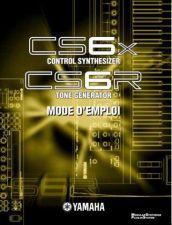 Buy Yamaha CS6XF1 Operating Guide by download Mauritron #247228