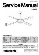 Buy Panasonic KMF0610370SE Service Manual by download Mauritron #267239
