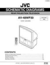 Buy JVC AV-32F702 Service Manual Schematic Circuit. by download Mauritron #269879