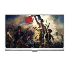 Buy Liberty Leading The People Art Business Credit Card Case Holder