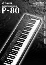 Buy Yamaha P80F Operating Guide by download Mauritron #249099