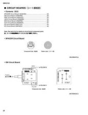 Buy JVC EMX212S PCB1 C Service Manual by download Mauritron #250956