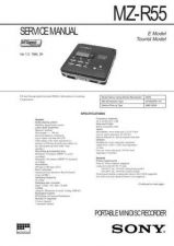 Buy SONY PCM-M1 Technical by download #105080