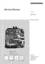 Buy GRUNDIG CUC7350c SERVICE I by download #105626