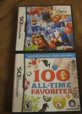 Buy 2 LOT Nintendo DS Games E for EVERYONE Fun during Wintery days