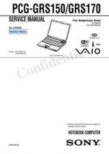 Buy Sony PCG-FX210 Service Manual. by download Mauritron #243283