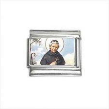 Buy St Peregrine Patron Saint 9mm Italian Charm