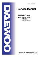 Buy Daewoo. KOR86AKIT. Manual by download Mauritron #213095