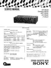 Buy Sony TCM-373V Service Manual. by download Mauritron #245423