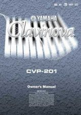 Buy Yamaha CVP201E1 Operating Guide by download Mauritron #247255