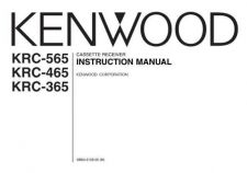 Buy Kenwood KRC-466 by download Mauritron #219323