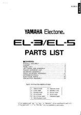 Buy Yamaha EL27 p44-p51 Manual by download Mauritron #256506