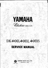 Buy JVC DK40B-40BI-40BS Main E Service Manual by download Mauritron #250504