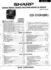 Buy Sharp CDBA1500H (1) Service Manual by download Mauritron #208406