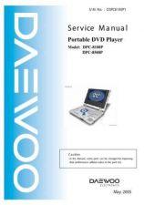 Buy Daewoo OSPC8100P1 Manual by download Mauritron #226309