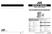 Buy JVC GR-DVX8-9-10EG-2 Service Manual by download Mauritron #273266