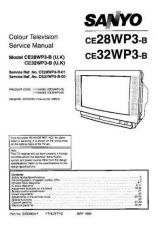 Buy Fisher CE32WP3-B-00 SM-Only Service Manual by download Mauritron #214763