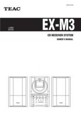 Buy Teac EX-M3(E) Service Manual by download Mauritron #223731