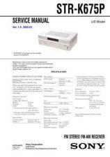 Buy Sony STR-V333ES-V444ES-V555ES Service Manual. by download Mauritron #245171