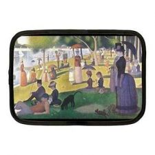 Buy Sunday Afternoon Seurat Art Neoprene 10 Inch Netbook Case
