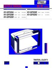 Buy SONY BE-3D-4 Service Schematics Service Information by download #113550