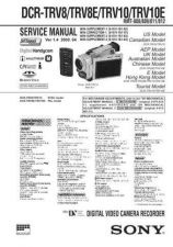 Buy Sony DCR-TRV7E Manual-1664 by download Mauritron #228556