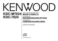 Buy Kenwood KDC-M7024 by download Mauritron #221978